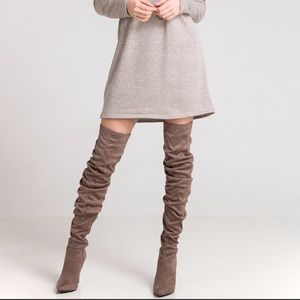 🎉HP🎉🆕Over The Knee Boots (Re-Listed)
